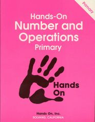 #105503 Hands-On Number & Operations - Primary, Gr. K-2