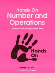 #105501 Hands-On Number & Operations - Complete Edition