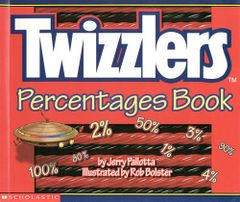 #107359 Twizzlers™ Percentages Book