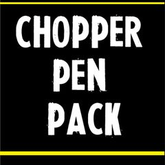 CHOPPERS CARD PACK 1
