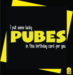Pubes in this card C358