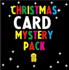 Christmas Card Mystery Pack