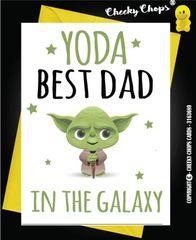 YODA BEST DAD - C97