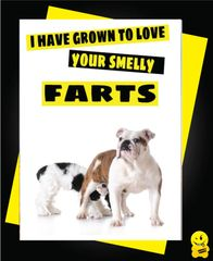 I have grown to love your smelly farts Animal03