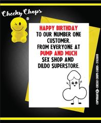 Birthday Number one customer C901