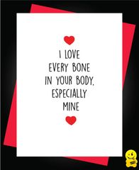 Bone in your body A44