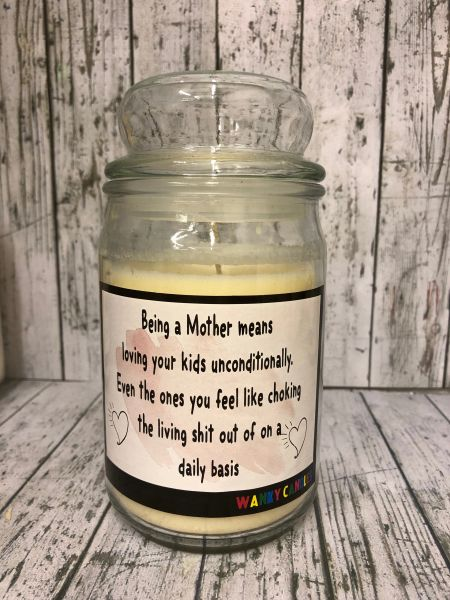 Wanky Candle - Kids (Large 16oz)