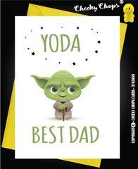 YODA BEST DAD - F1