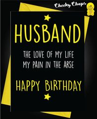 Husband - Pain in my arse C461