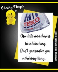 Anniversary, Valentine - Tesco Bag A16