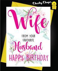 Wife - Favourite C454