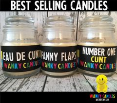 Best Selling Wanky Candles