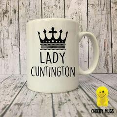 Lady Cuntingdon MUG 15
