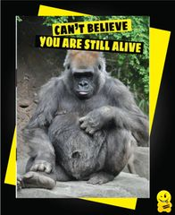 Can't believe you are still alive Animal06