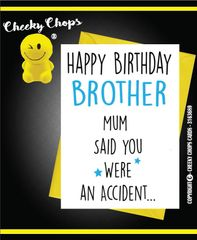 BROTHER - ACCIDENT - C158