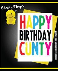 Happy Birthday Cunty c930