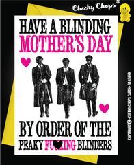 Peaky Blinders Mother's Day - M26