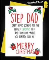 Perfect Gift - Step Dad XM139