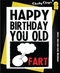 You old Fart - C12