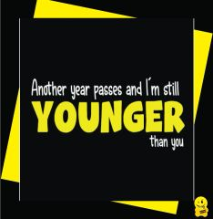Younger than you C60