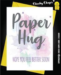 Paper Hug - G1