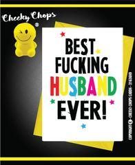 Anniversary, Valentine - Best Husband A6