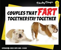 Couples that fart together C55