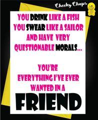 Best Friend - Questionable morals - C91