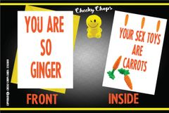 You are so ginger - C977