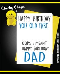 Dad/Father - You old fart - CC02