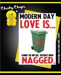 Anniversary, Valentine - Modern Day Love A17