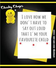 FAVOURITE CHILD C221