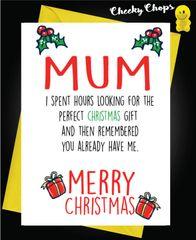 Perfect Gift - Mum XM133