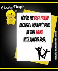 Birthday/Friends - Weird Best friend - C92