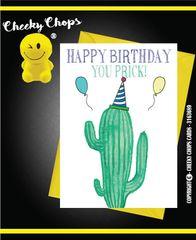 Happy Birthday Prick C144