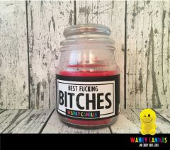 Best Bitches - Wanky Candle - WC18