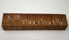 Hawaiian Koa Board Curly 5/4 #X-38