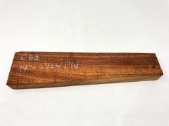 Hawaiian Koa Board Curly 5/4 #C-82