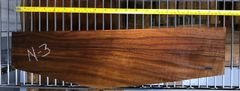 Hawaiian Koa Board Curly 4/4 #N-3