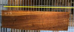 Hawaiian Koa Board Curly 5/4 #N-25