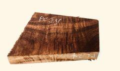 Hawaiian Koa Board Curly 5/4 #PC-24
