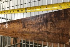 Hawaiian Koa Board Curly Chocolate 4/4 #M-125