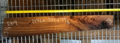 Hawaiian Koa Board Curly 4/4 #R-69