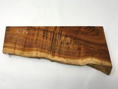 Hawaiian Koa Board Curly 5/4 #C-74