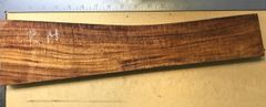 Hawaiian Koa Board Curly 4/4 #R-74