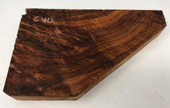 Hawaiian Koa Board Curly 5/4 #C-40