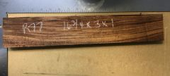 Hawaiian Koa Board Curly 4/4 #R-77