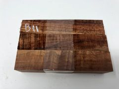 Hawaiian Koa curly Pen or Project Blanks B-11