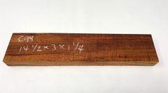 Hawaiian Koa Board Curly 5/4 #C-94