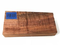 Hawaiian Koa Board Curly 5/4 #PB-22
